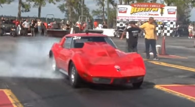 WILD vette makes a pass!