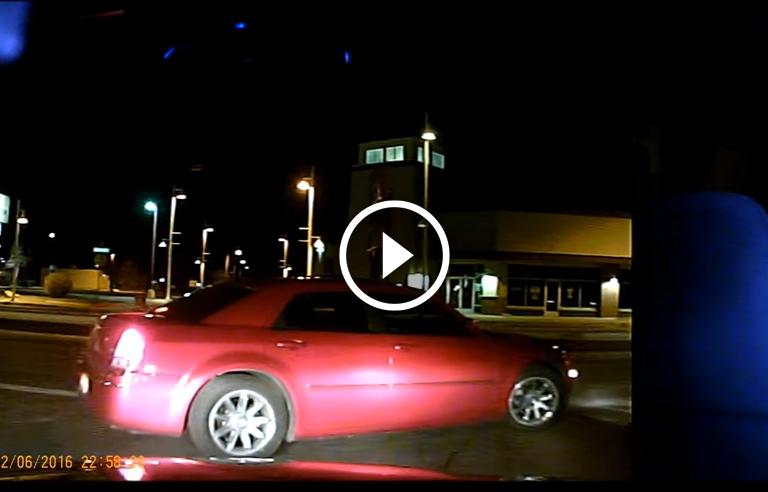 Car Jack Attempt