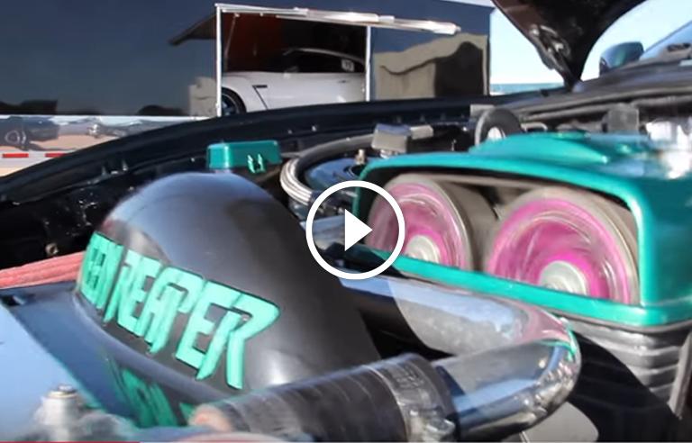 GTR vs Supra