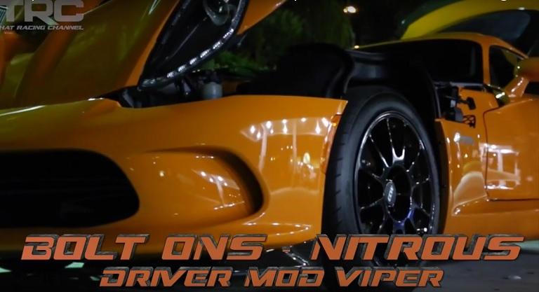 N2O viper vs. Turbo Civic & Turbo Blazer