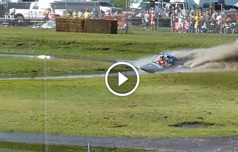 8 Weirdest Motorsports